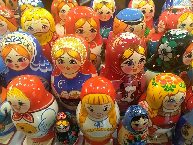 Rusija-Babuske
