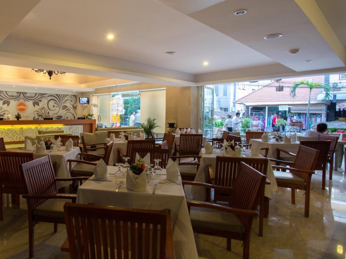 Restoran-Sun & Spa Legian
